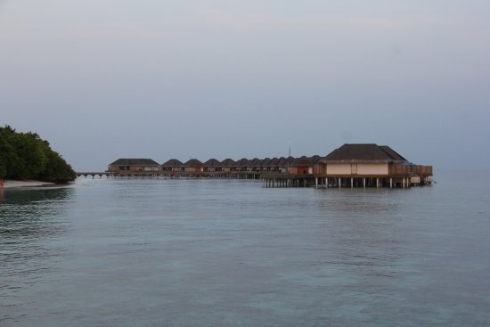 Dusit Thani Maldives: View of the Ocean Villas - stuning place to stay