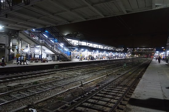 Nizamuddin Railway Station