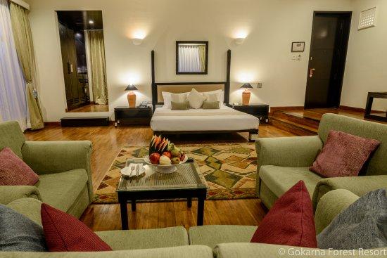 Gokarna Forest Resort: Tower Suite