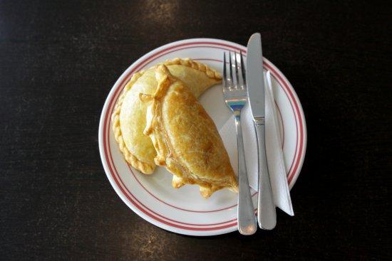 Tawa, New Zealand: Argentinian style Empanadas