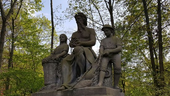 Denkmalgruppe Grossfurstenplatz