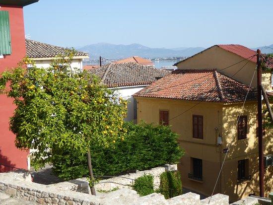Leto Nuevo Hotel: So Greece!