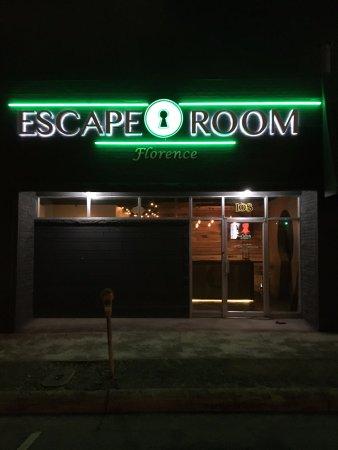 The Escape Room Florence Alabama