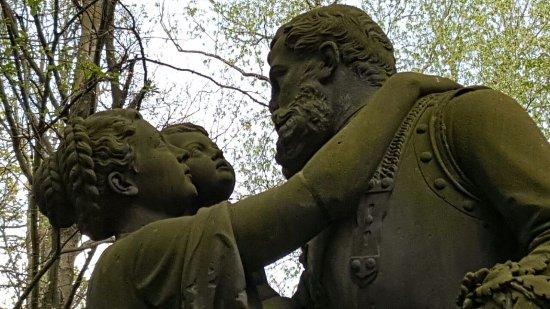 Denkmal Kriegergruppen
