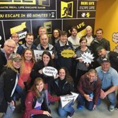 Redmond, WA: FLEE Escape Games Team event