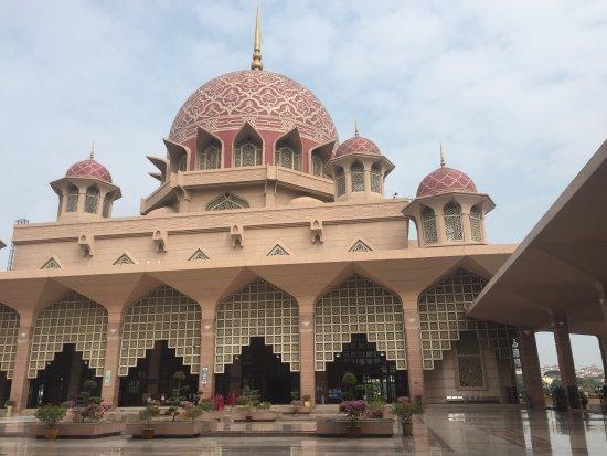 Putra-Moschee (Masjid Putra): photo0.jpg