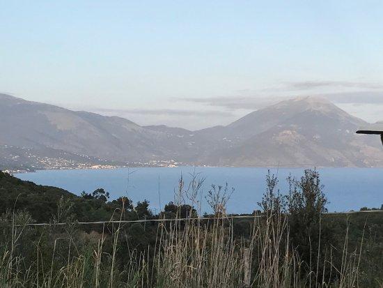 San Giovanni a Piro, Italien: Bellissimo panorama