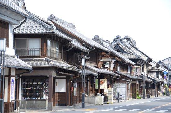 Kawagoe Ichibangai Shopping Street