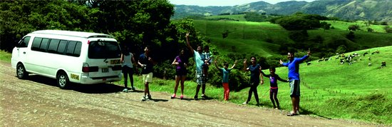 San Jose Metro, Costa Rica: Wonderful 7 day family group in Costa Rica on our way to Monteverde
