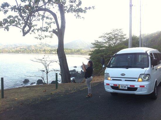San Jose Metro, Costa Rica: On our way to Manuel Antonio in Quepos Foto of Jaco Beach ...