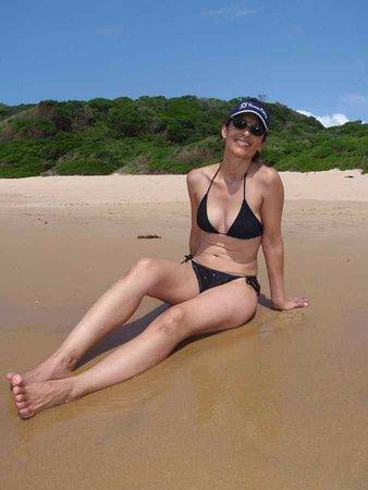 Inhaca Island, Mozambique: Beach