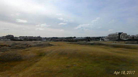 New Course at St. Andrews Links: New Course