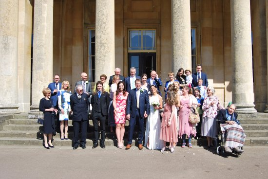 Pittville Pump Room: Gavin and Luci Smith, 2 April 2017