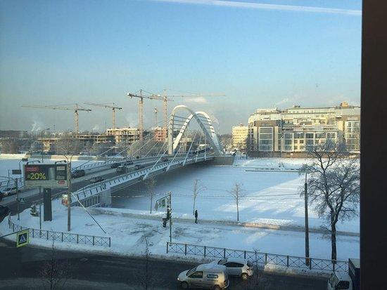 Lazarevskiy Bridge
