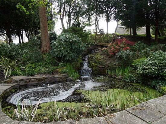 Galashiels, UK: Gardens