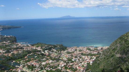 Masseria Astapiana Villa Giusso: panorama