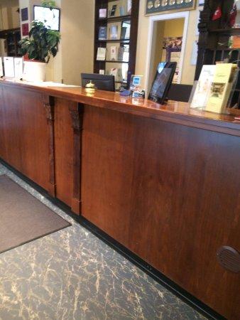 Hotel Carmer 16: reception