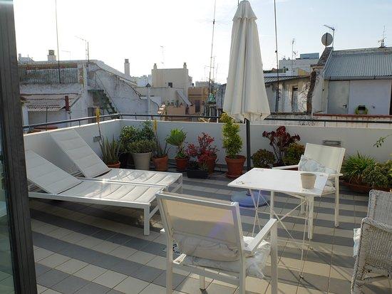 Terrasse picture of sevilla home center seville - Garden center sevilla ...