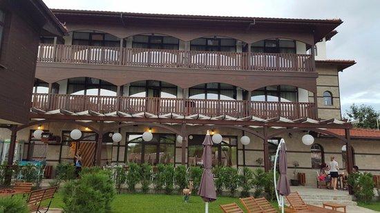 Interior - Picture of Family Hotel Zvezda, Aytos - Tripadvisor