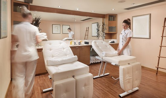 Divani Athens SPA & Thalasso Center: Treatment Room