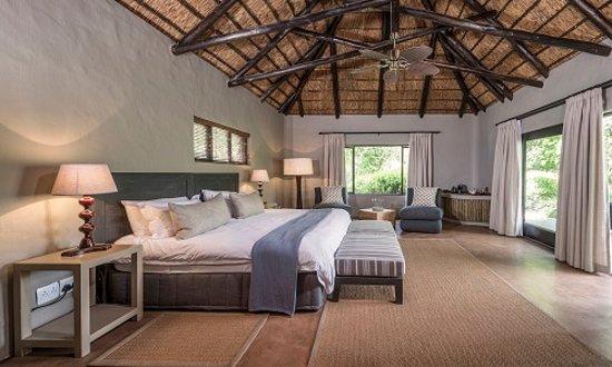 Kenton-on-Sea, Sør-Afrika: Kariega River lodge suite