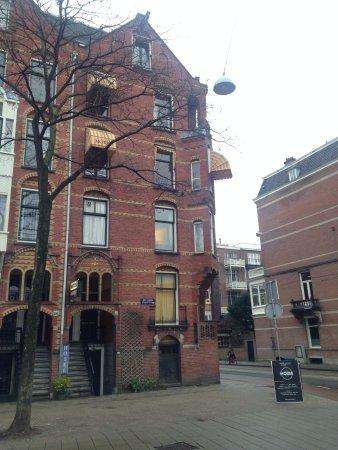 Hotel Museumzicht: Building