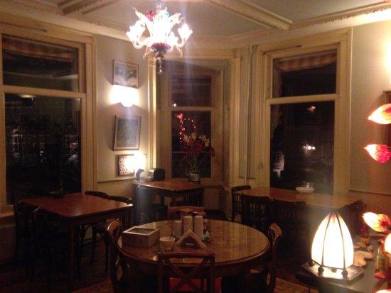 Hotel Museumzicht: Breakfast lounge