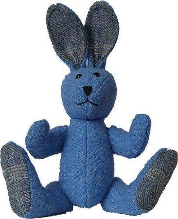 """Newtonmore, UK: Harris Tweed Rabbit """"Hector"""""""