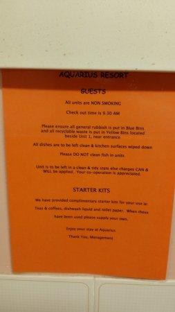 Aquarius Resort Apartments: IMG_20170416_163213_large.jpg