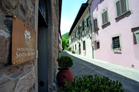 Hotel Terme Santa Agnese (Bagno di Romagna, Italy) - Reviews, Photos ...