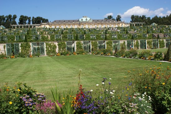 Espectaculares jardines para pasear en un dia soleado for Jardines espectaculares