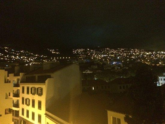 Hotel Sirius: Вид с террасы