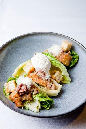 Amstel Brasserie: Menu item - Caesar salad