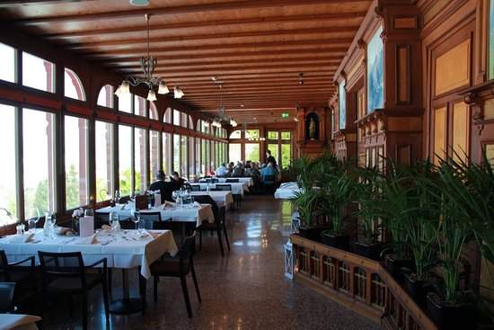 Sachseln, Switzerland: Sala da pranzo