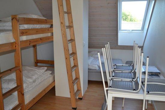 Allingaabro, Danemark : Sovepladser i 5 pers. ferielejlighed