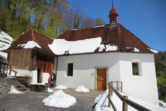 Sachseln, Switzerland: L'eremo di San Nicola della Flüe