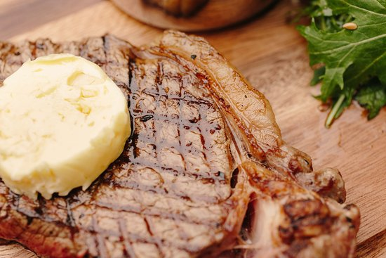 Rowan Tree Cafe Bar: Kelly's butchers steak