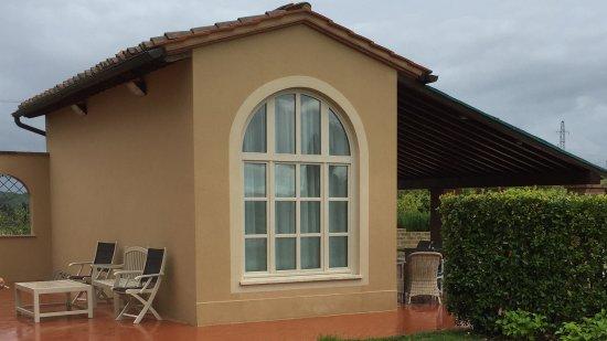 Resort Casale Le Torri: Giardino