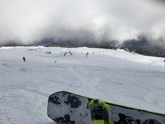 Sudtirol, Itália: snowpark