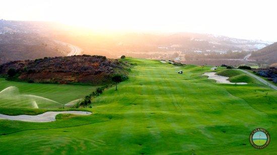 Calanova Golf Club: 1st Hole