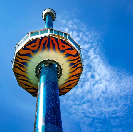 ‪Tiger Sky Tower‬