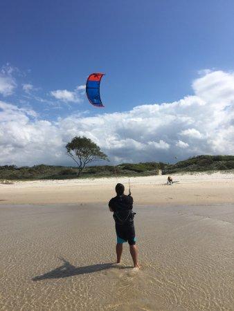 Byron Bay Kitesurfing