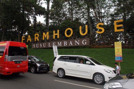 Farmhouse Bandung: farmhouse lembang