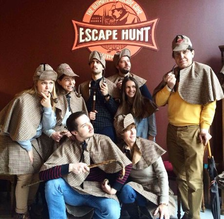 Escape Hunt Luxembourg