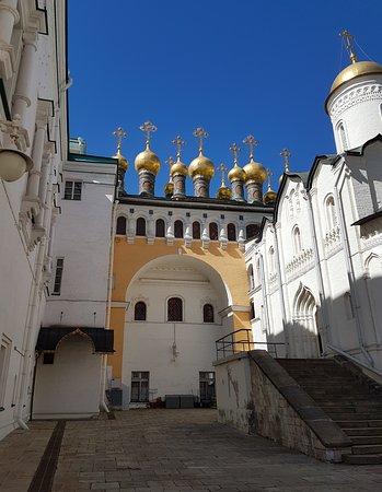 Золотая царицына палата