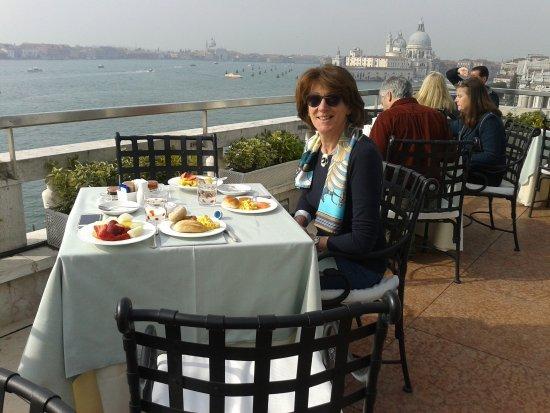 Colazione In Terrazza Picture Of Hotel Danieli A Luxury
