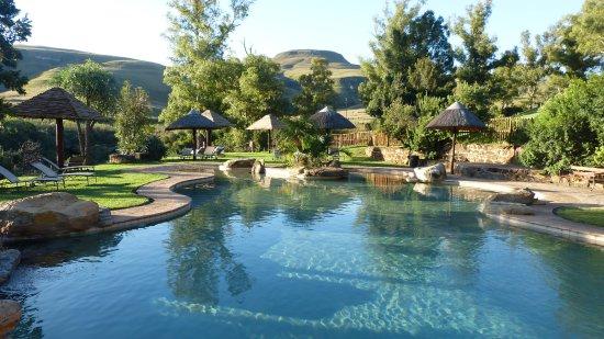 uKhahlamba-Drakensberg Park Bild