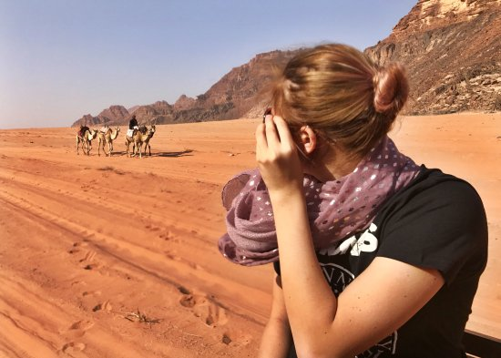 Classic Wadi Rum Tours - Private Day Tours: Wadi Rum, the 4x4 ride out of the desert