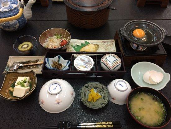 Kikuchi Grand Hotel: 朝