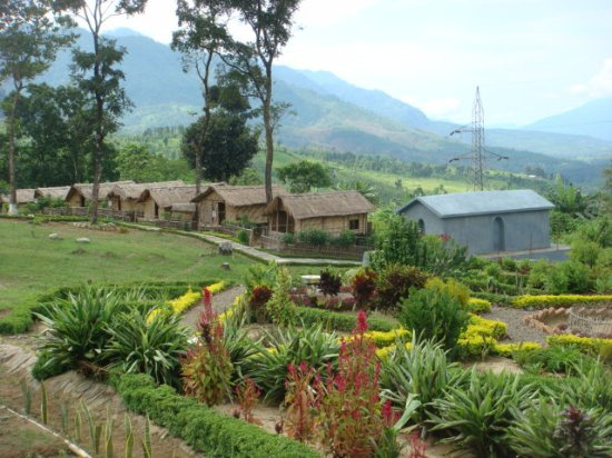 Dima Hasao District, Индия: Ethnic Village, Near Haflong, Dima Hasao